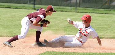 No. 13 seeded Greenwich High School fell to No 20 Bristol Central 3-0 in the CIAC class LL opener. (John Ferris Robben photo)