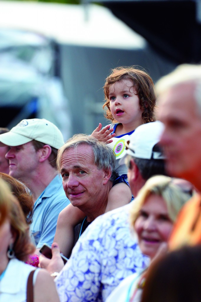 Party-goers of all ages rocked out to the music of both local and main stage acts (John Ferris Robben Photo)