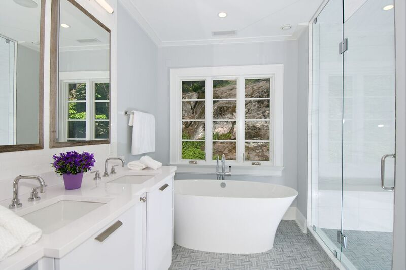 Bathroom of the Greenwich House