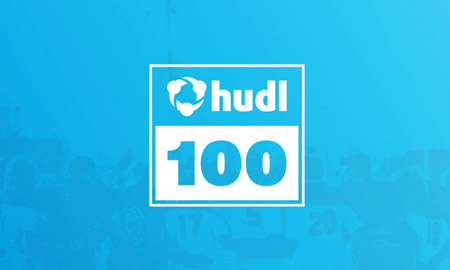 The Hudl 100 features 25 coaches and administrators, 20 athletic teams, 10 athletes, 15 organizations, 15 members of the media, five data analysts and 10 technology companies for their education and use of technology in sports.