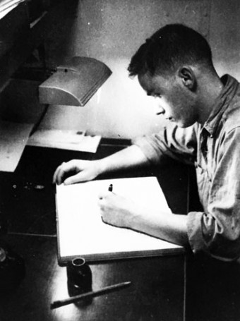 John Robben, age 22, penned a letter to his favorite writer, Ernest Hemingway, in an effort to purge himself of trying to imitate Hemingway.
