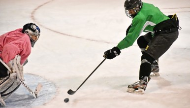 The Brunswick School ice hockey team is looking to get back to the Elite Eight tournament for the second time in school history. (Paul Silverfarb photo)