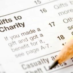 CharitableTaxDeduction