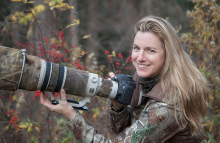 Melissa Groo is to be honored in April at Audubon Connecticut at its annual Environment Leadership Awards gala.