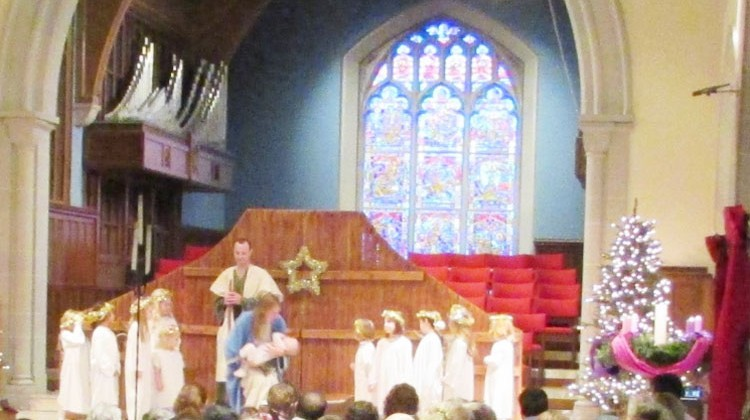 Third Avenue United Church opens its doors for its Christmas Cantata