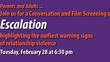 Escalation-Teen-Dating-Violence