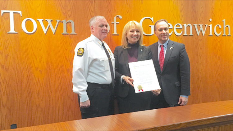 Greenwich Celebrates American Red Cross Month | Greenwich Sentinel
