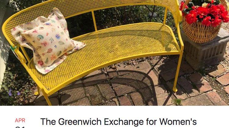 Greenwich Exchange Holds Vintage Patio Furniture Sale