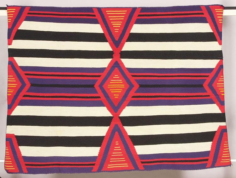 Bruce Museum Opens Navajo Weaving Traditions Exhibit
