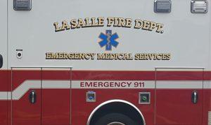 Lasalle Ambulance Emergency Medical Service paramedic rescue emergency 911 Studstill Media Photo