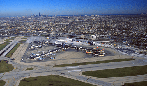 Midway Airport Photo FAA.gov
