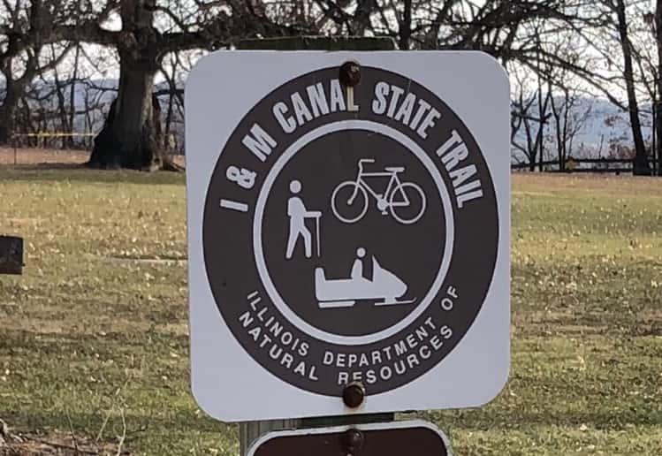 Illinois Michigan canal I & M park state trail gun club