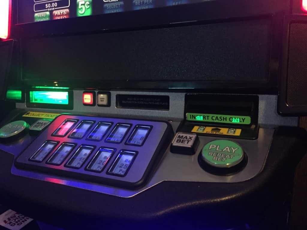 Gaming Gambling Machine Casino