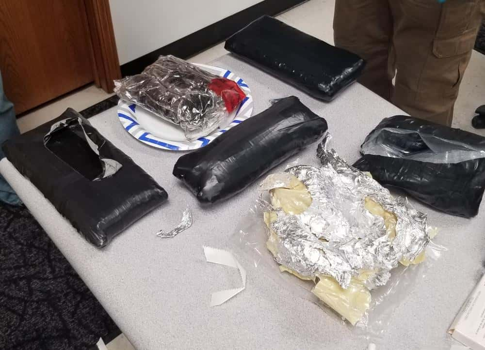 California Pair Arrested in Drug Bust on Train | WALS