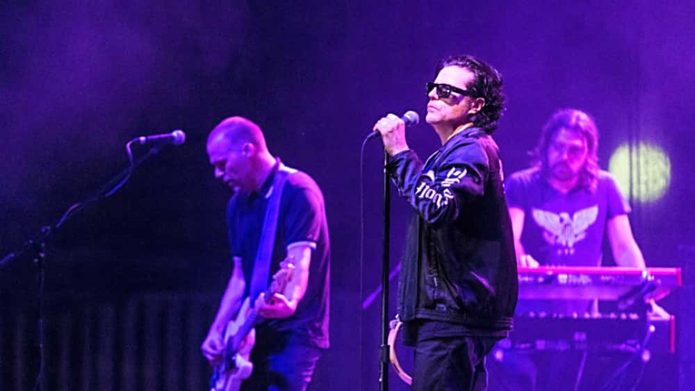 The Cult To Celebrate Anniversary Of 'A Sonic Temple' At