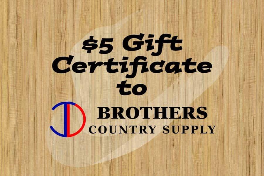 Brothers Country Supply Sfx Game Wals