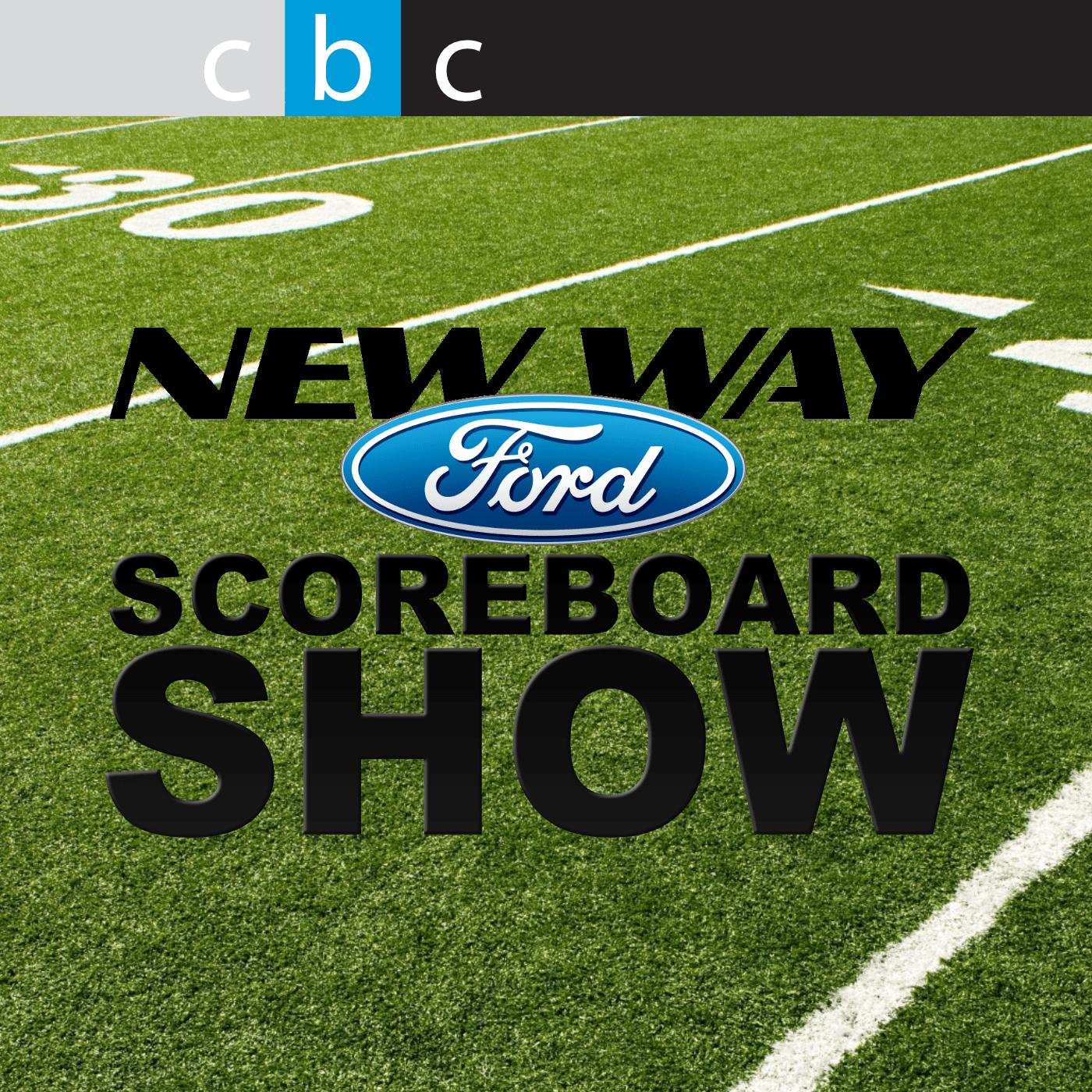 New Way Ford Scoreboard Show