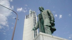 Jefferson, IA: Mahaney Tower & Lincoln Monument