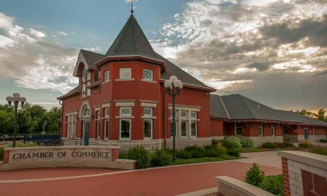 Photo By Carl Wycoff, Carroll Chamber Of Commerce, Carroll, Iowa