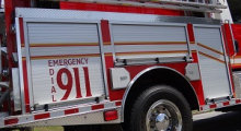 Carroll Authorities Respond To Car Fire At Pella Tuesday Evening