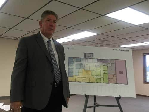 St Anthony Releases 1 8 Million Remodeling Plan For New Denison Clinic