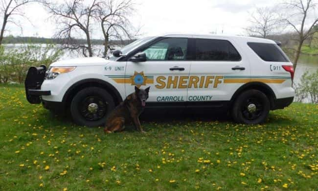 CORRECTION: Carroll County Sheriff's Office Announces