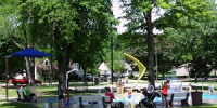 Report Shows First Year For Lake View's New Splash Pad A Success