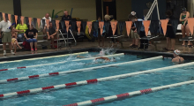 Boys Swimming Results Saturday, January 19th