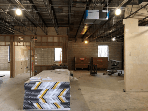 Library And City Hall Projects Move From Demolition To Reconstruction