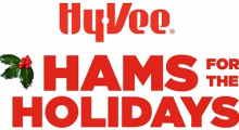 Hy-Vee, Hormel And Local Responders Partner To Give Away Hams At Three Local Hy-Vee Stores Saturday