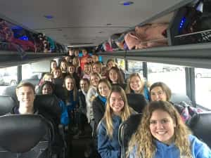 Kuemper Students Begin Long Journey To D.C. To Join 46th Annual March For Life