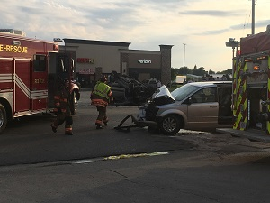 Multiple Injuries Reported Following Two-Vehicle Accident In Carroll
