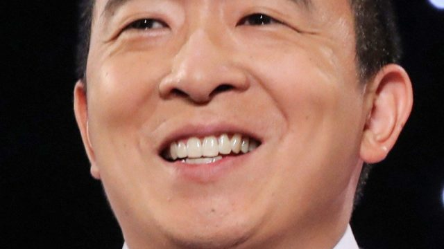 Democratic Candidate Andrew Yang Will Make Campaign Stop