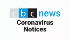 Coronavirus Notices