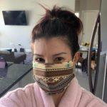 841D07ED-B559-47F3-BADE-9BEA7574B4AE: Here's my mask!