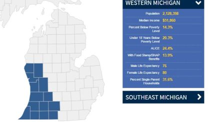 New Map Looks At County By County Poverty Data News Talk 94 9 Wsjm