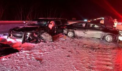 State Police Responded To 183 SWM Crashes This Week   News/Talk 94 9