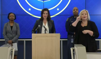 Governor Whitmer Issues New Statement On Instructional Time While Schools Closed News Talk Sports 94 9 Wsjm