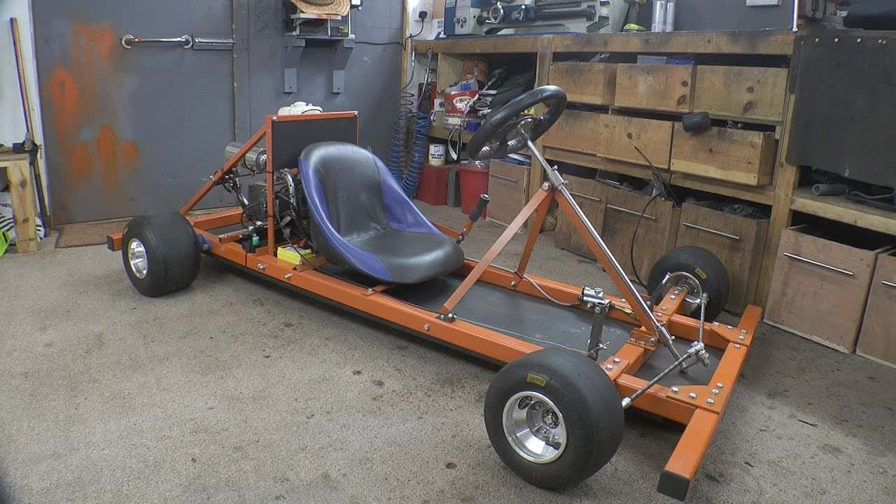 Madison Lake Man Charged For Driving Go Kart On Revoked