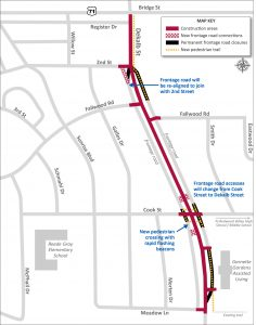 Construction to begin on Redwood's Dekalb Street/CSAH 101