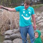 FB_IMG_1560593628346: Father son fishing