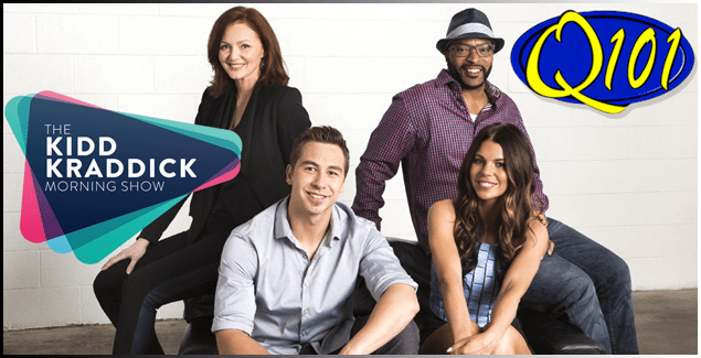 The Kidd Kraddick Morning Show | Q101