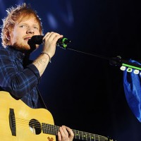 Ed Sheeran Warned to Drive Safely After