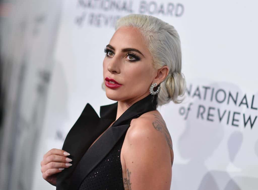 Lady Gaga Nominated For Best Actress and Best Song Oscars at