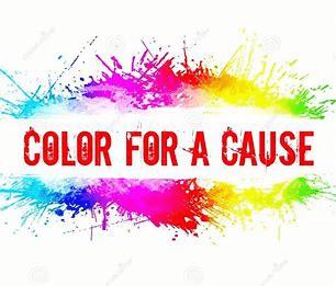 Acap S Color For A Cause 5k Fun Run Walk Star 92 9