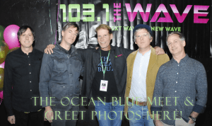 Ocean Blue Meet & Greet