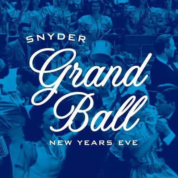 Snyder Grand Ball | Charleston, SC 105.5 The Bridge
