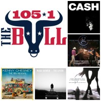 My Top 12 Favorite Country Albums…So Far | 105 1 The Bull