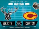 Elks vs. Clinton