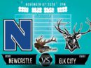 newcastle vs elks